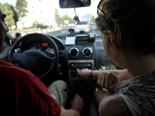 Taxi ride 1
