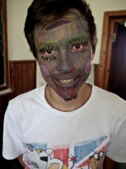 Art attack Gabi