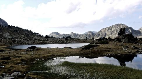 Double lake