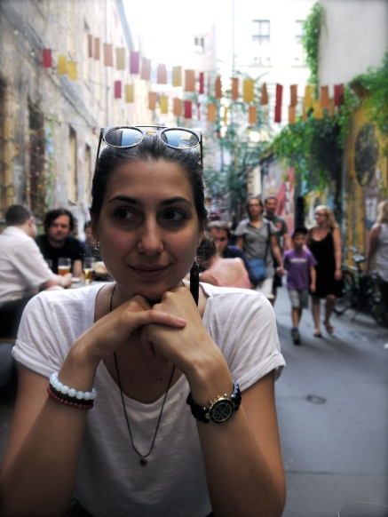 Portraits - Claudia
