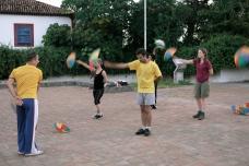Frevo dance class